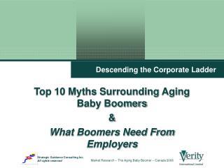 Descending the Corporate Ladder