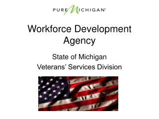 Workforce Development Agency