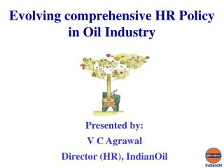 Evolving comprehensive HR Policy     in Oil Industry