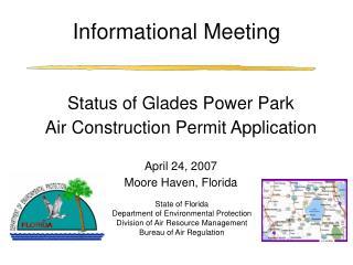 Informational Meeting