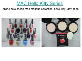 MAC cosmetics 4colors eyeshadow