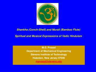 Shankha Conch-Shell and Murali Bamboo Flute   Spiritual and Musical Expressions of Vedic Hinduism