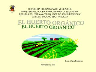 REP BLICA BOLIVARIANA DE VENEZUELA MINISTERIO EL PODER POPULAR PARA LA EDUCACI N ESCUELA BOLIVARIANA  PBRO. JOS  DE JES