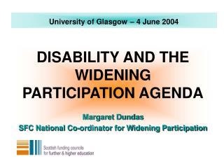 University of Glasgow   4 June 2004