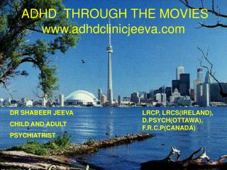 ADHD  THROUGH THE MOVIES adhdclinicjeeva