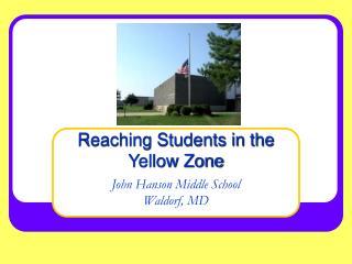 John Hanson Middle School Waldorf, MD