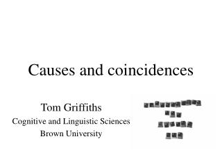Causes and coincidences