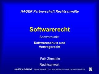 HAGER Partnerschaft Rechtsanw lte