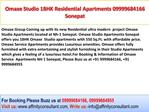 Omaxe Coming Soon Studio Apartments 09999684166 In Sonepat