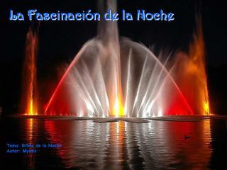 La Fascinaci n de la Noche