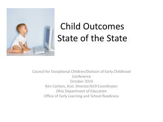 Child Outcomes State of the State
