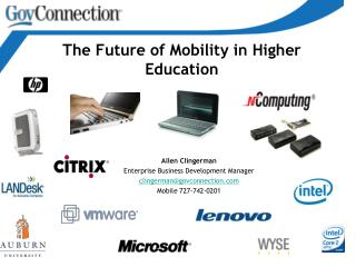 The Future of Mobility in Higher Education