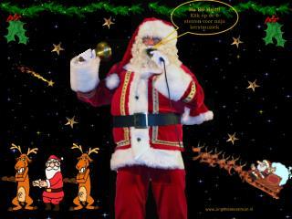 Ho Ho Ho Klik op de 6 sterren voor mijn kerstmuziek