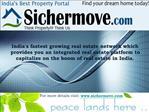 Sichermove - India's Best Property Portal