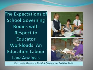 The Expectations of School Governing Bodies with Respect to Educator Workloads: An Education Labour Law Analysis