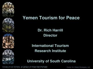 Yemen Tourism for Peace