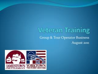 Veteran Training