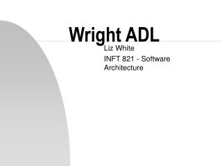 Wright ADL