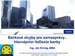 Banka pre  ivot