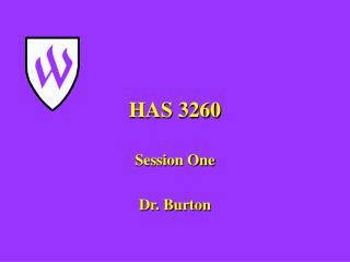 HAS 3260