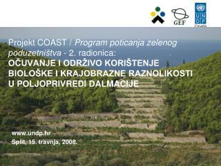 Projekt COAST