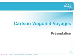 Carlson Wagonlit Voyages