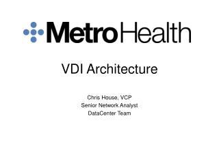 VDI Architecture