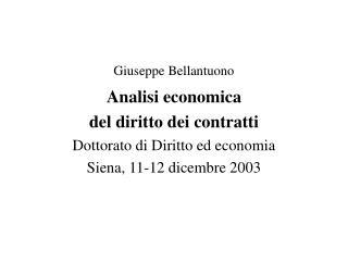 Giuseppe Bellantuono