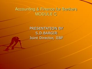 Accounting  Finance for Bankers MODULE C
