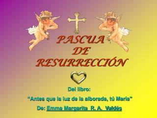 PASCUA  DE RESURRECCI N
