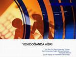 YENIDOGANDA AGRI