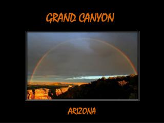 Visit the Grand Canyon