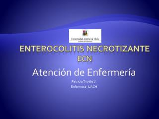 Enterocolitis Necrotizante ECN