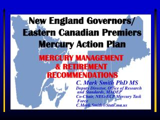 New England Governors