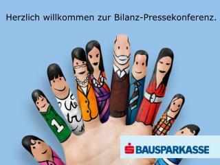 Herzlich willkommen zur Bilanz-Pressekonferenz.
