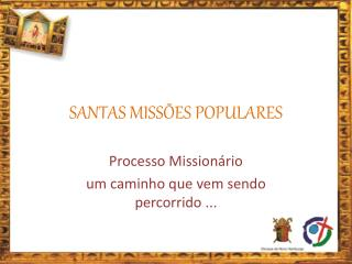 SANTAS MISS ES POPULARES