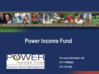 Power Income Fund