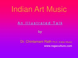 indian art music