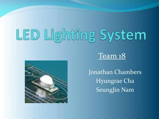 LED Lighting System