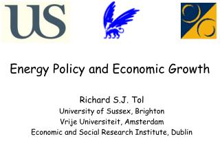 Energy Policy and Economic Growth