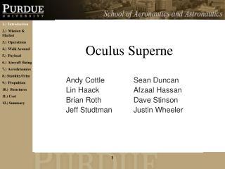 Oculus Superne