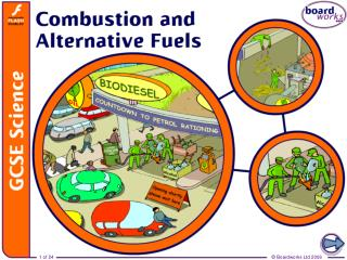 Combustion, fuels and hydrocarbons