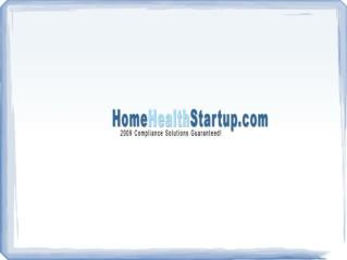 Licensed & Certified Home Health Care Specialists
