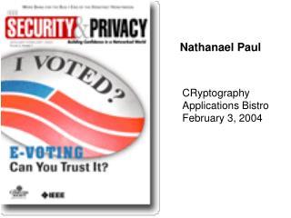 Nathanael Paul