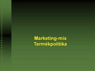 Marketing-mix Term kpolitika