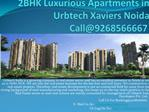 2BHK Luxurious Apartments in Urbtech Xaviers Noida