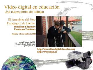 V deo digital en educaci n