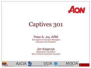 Captives 301