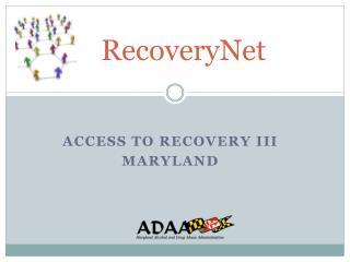 RecoveryNet