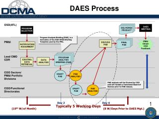 DAES Process